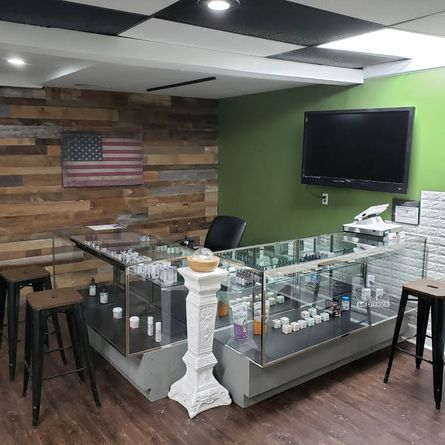 CBD Nation Interior